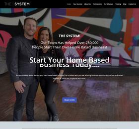 Business Website from OneCom Media & Marketing