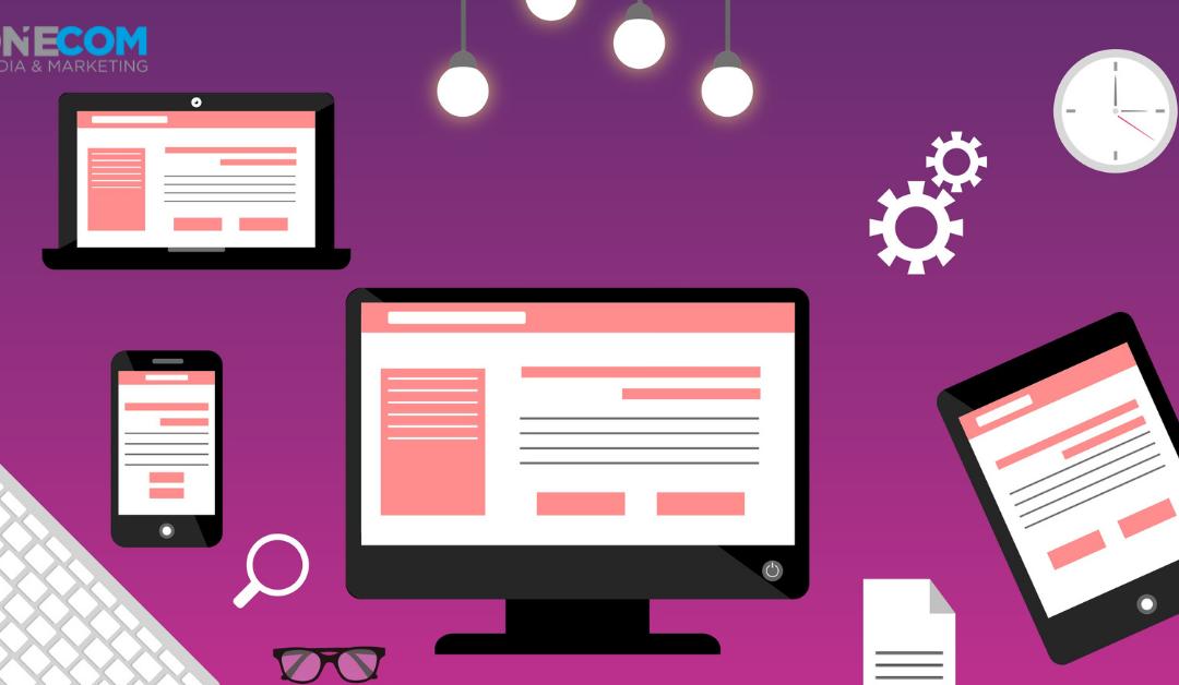 Choosing Your Website Builder OneCom Media & Marketing