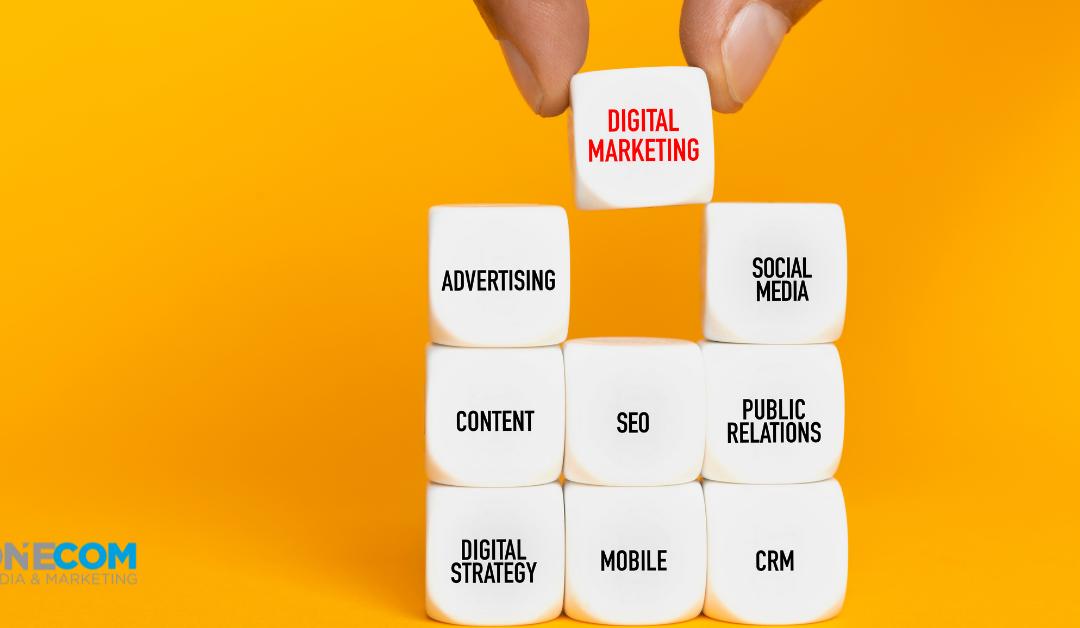 What is Digital Marketing Strategy OneCom Media & Marketing